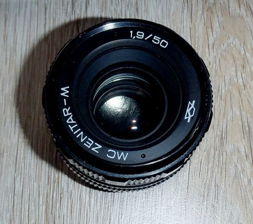 Мануальный Зенитар-М 1.9/50мм , как новый