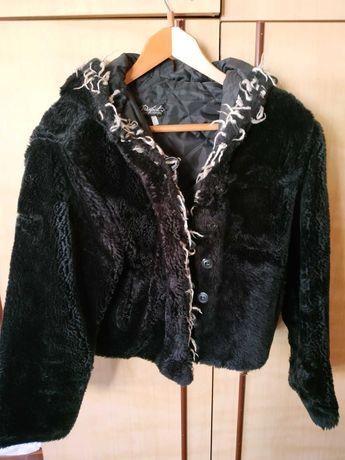 Дамско късо палтенце