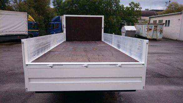 50лв- Превоз на ДЪЛГИ ТОВАРИ до 7.метра, с камион товароносимост 3.тон