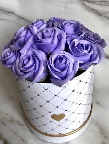 Букет мыльных роз на заказ + подарок
