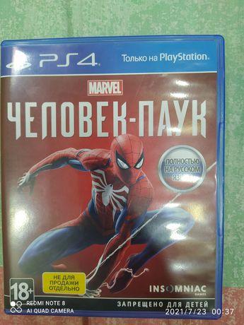 Игра для ПС 4 Человек-паук