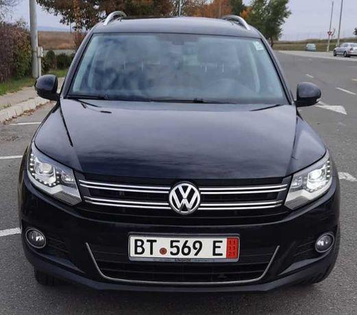 Volkswagen Tiguan 2013  4x4 2,0 Facelift Led Navigatie Panoramic