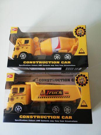 Construction Car. Basculanta/Betoniera.