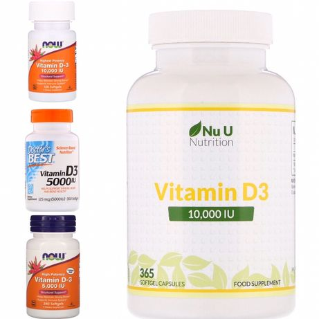 Витамины D3, omega для детей и взрослых в наличии. 10 % скидки