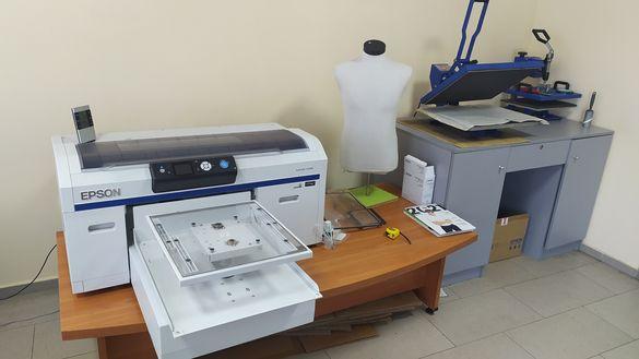 Epson F2000 Термо преса