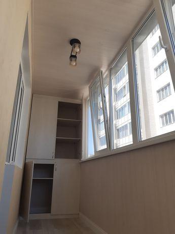 Ремонт балкона,балконы под ключ, утепление балкона, любой сложности ))
