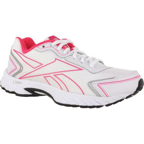 Reebok Running Дамски Обувки Маратонки Тичане Фитнес Бели 40 26cm