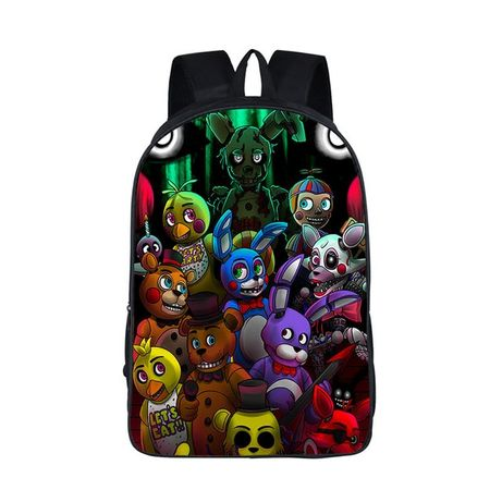 Rucsac / Ghiozdan Five Nights at Freddy's FNaF