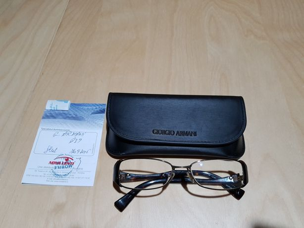 Rama ochelari Giorgio Armani