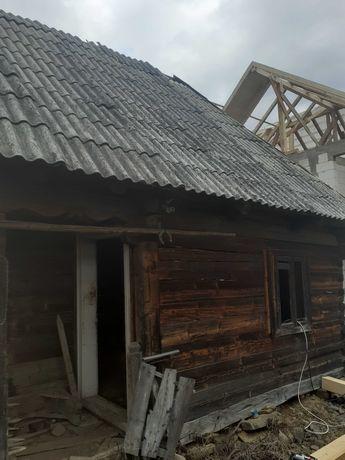 Vand casa batraneasca de brad