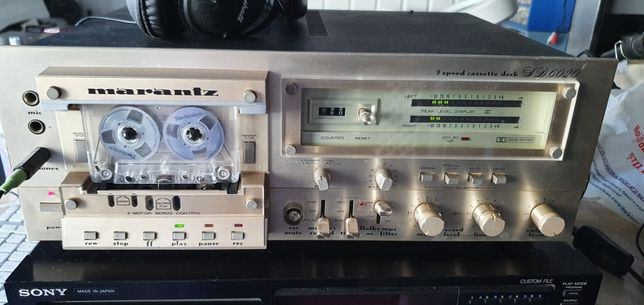 Deck marantz sd 6020