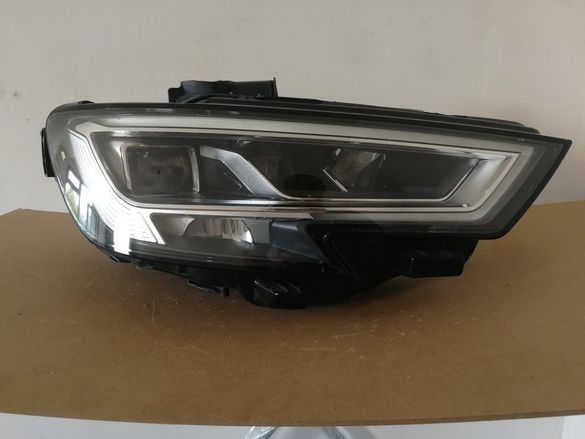 Ляв фар Ауди А3 lqv far audi a3 full led