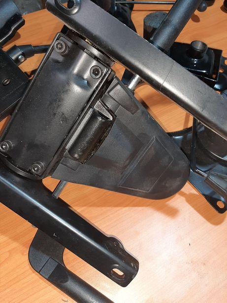 Mecanism scaun birou asyn multibloc cu balans piastra scaun