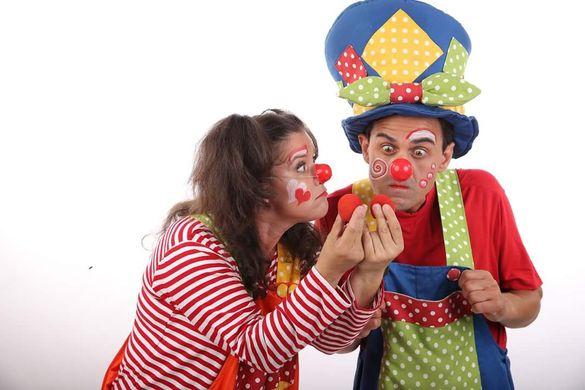 Аниматори (клоуни) за рожден ден.