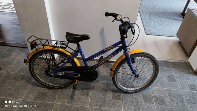 Bicicleta Hercules Marina