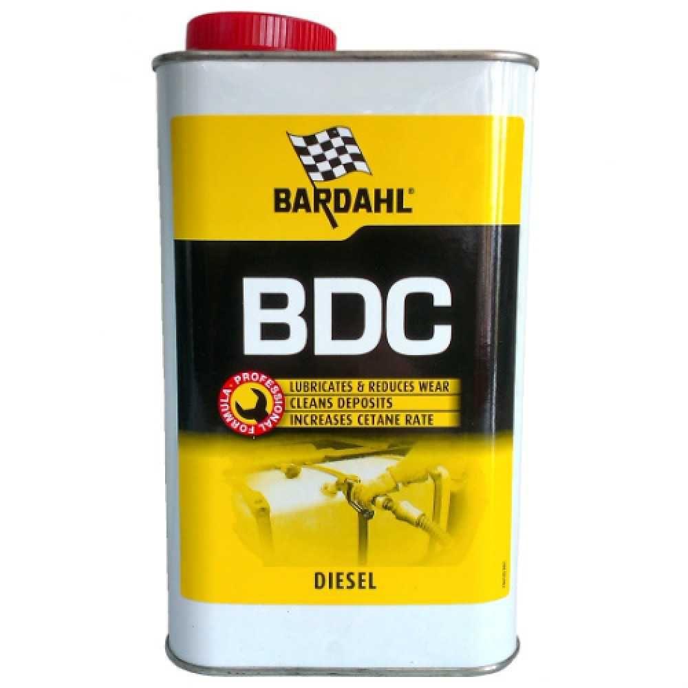 Bardahl B.D.C. 1L- Добавка за дизелови автомобили + ПОДАРЪК