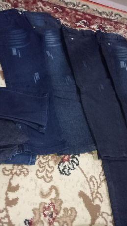 Все новые джинсы