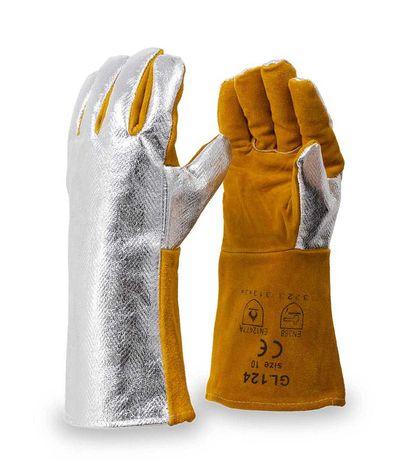 Ръкавици за заварчици с KEVLAR GL124