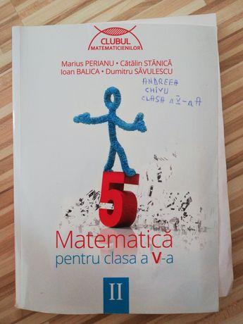 Culegere matematica cls a 5 a, Clubul Matematicienilor, Volumul 2