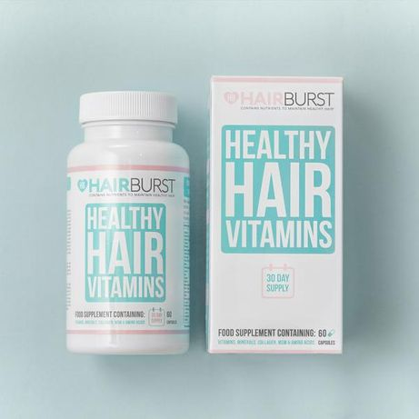 Hairburst витамини за растеж на косата и против косопад