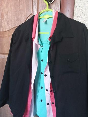 Женские рубашки, новые