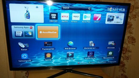 Samsung UE-40ES6100w 3D