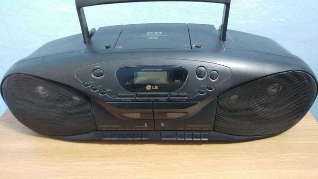 Vand combina audio LG , model CD 641AX