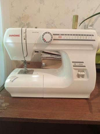 Швейная машинка JANOME RE 1306