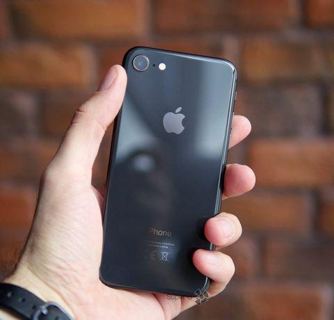Потерял iPhone 8. Просьба вернуть за вознаграждение!