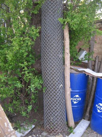 Оградна мрежа-неизползна-височина 2 метра