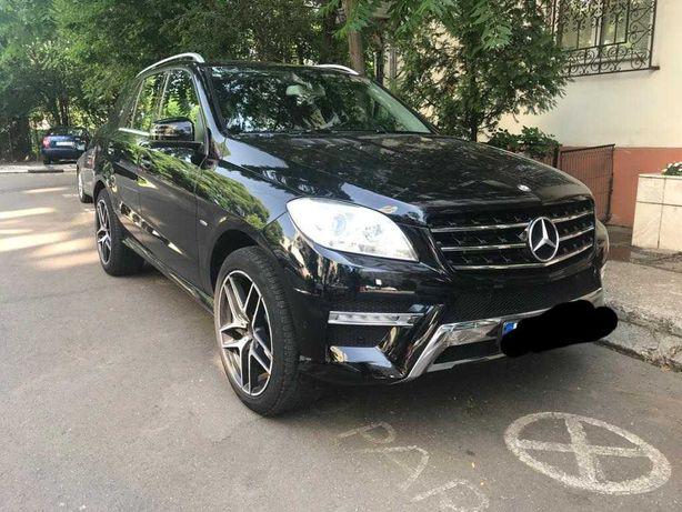 Mercedes ML 350 bluetec 2012