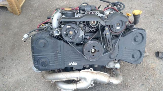 Двигатель субару 2,5