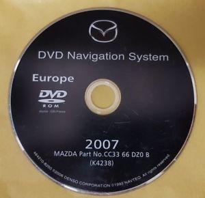 Harti Navigatie Mazda 3,6,5
