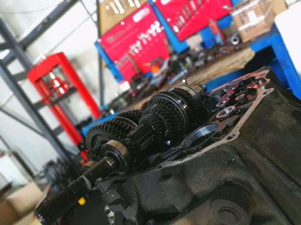 Reparatii cutii de viteze manuale - Bucuresti si Ilfov