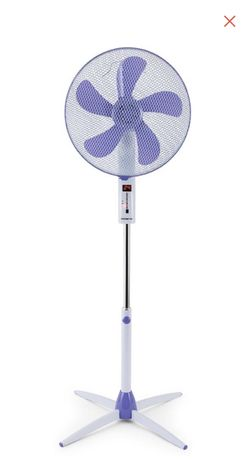 Вентилятор Polaris с пультом