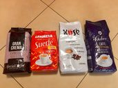 Италианско ароматно кафе на зърна Lavazza Kimbo Geber Specialcoffe