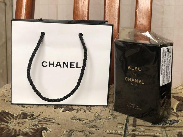 Шанель блю бле де шанель