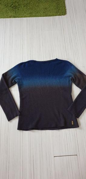 Armani Jeans AJ Wool Made in italy Mens Size L ОРИГИНАЛ! Мъжки Пуловер