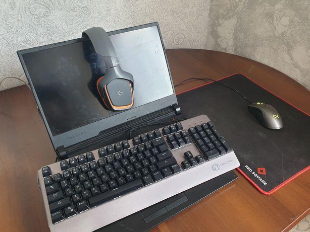 ASUS G531GU ROG Strix (Игровой Ноутбук)