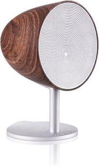 Премиум безжична Bluetooth тонколона с висококачествен дървен дизайн