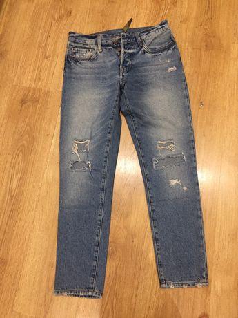 Продаю джинсовые брюки от Zara