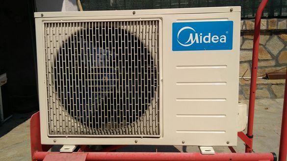 Климатик Midea външно тяло