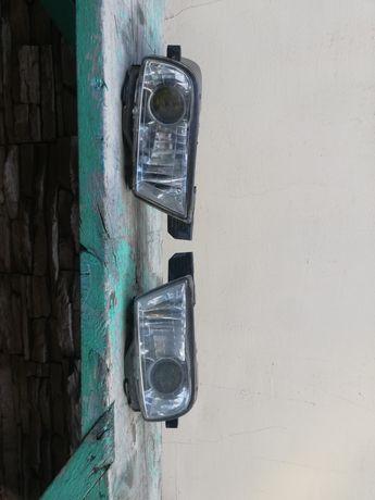 Подфарники Lexus IS