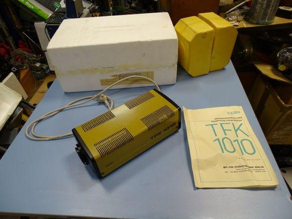 транзисторна видеокамера TFK 1010