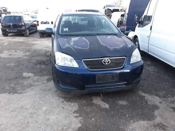 На части Toyota Corolla 2.0 d4d 116к.с
