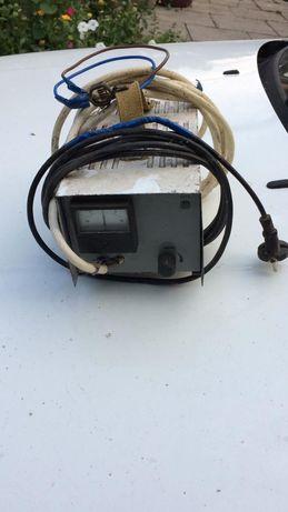 Пуско-зарядное устройство для аккумуляторов