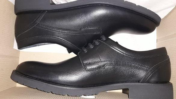 Обувки от естествена кожа № 43
