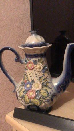 Чайник старинный