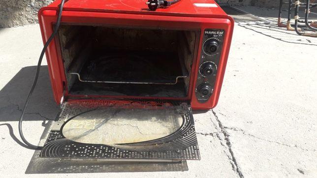 Печка Харлем, электро печь