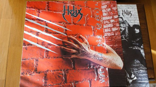 Helix– Wild In The Streets 1987